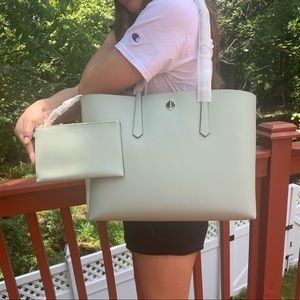 NWT KATE SPADE POLLY LARGE TOTE